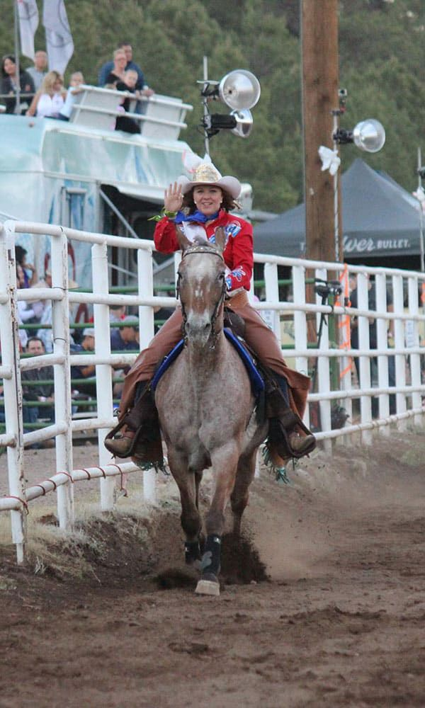 Rodeo Queen Cowgirl Magazine