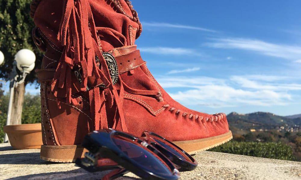 El Vaquero Italy Boots Cowgirl Magazine