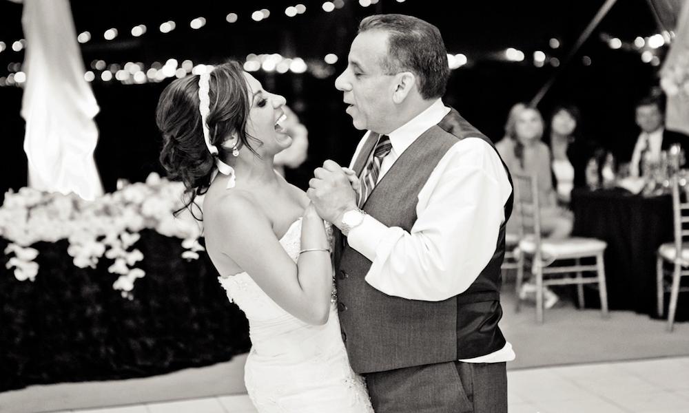daddy daughter wedding dance cowgirl magazine