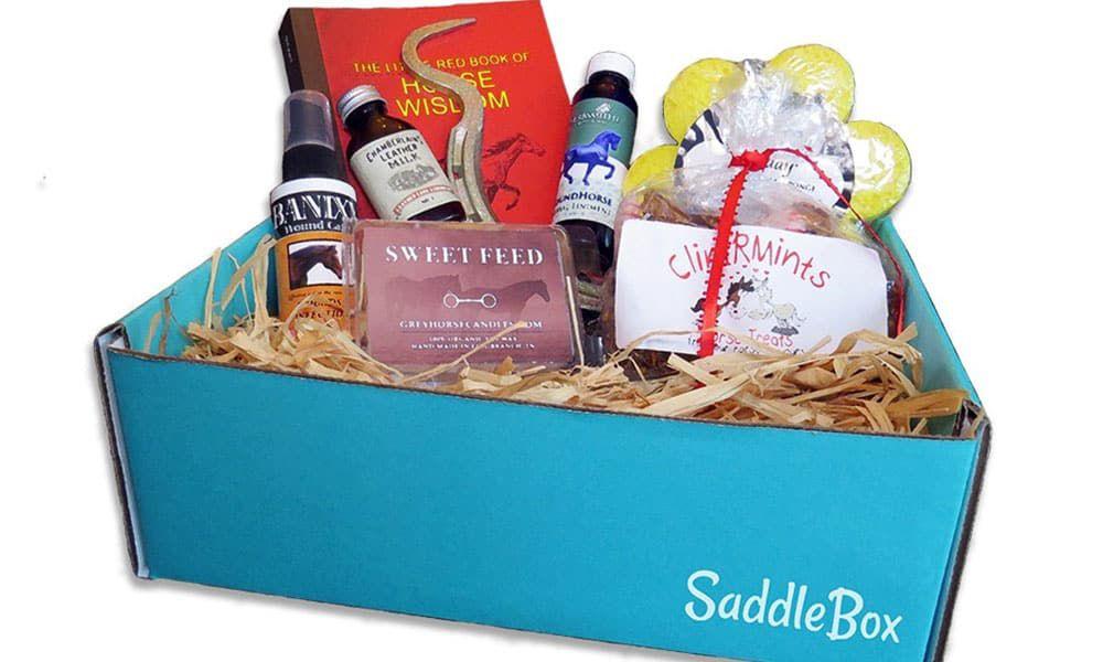 Cowgirl - SaddleBox