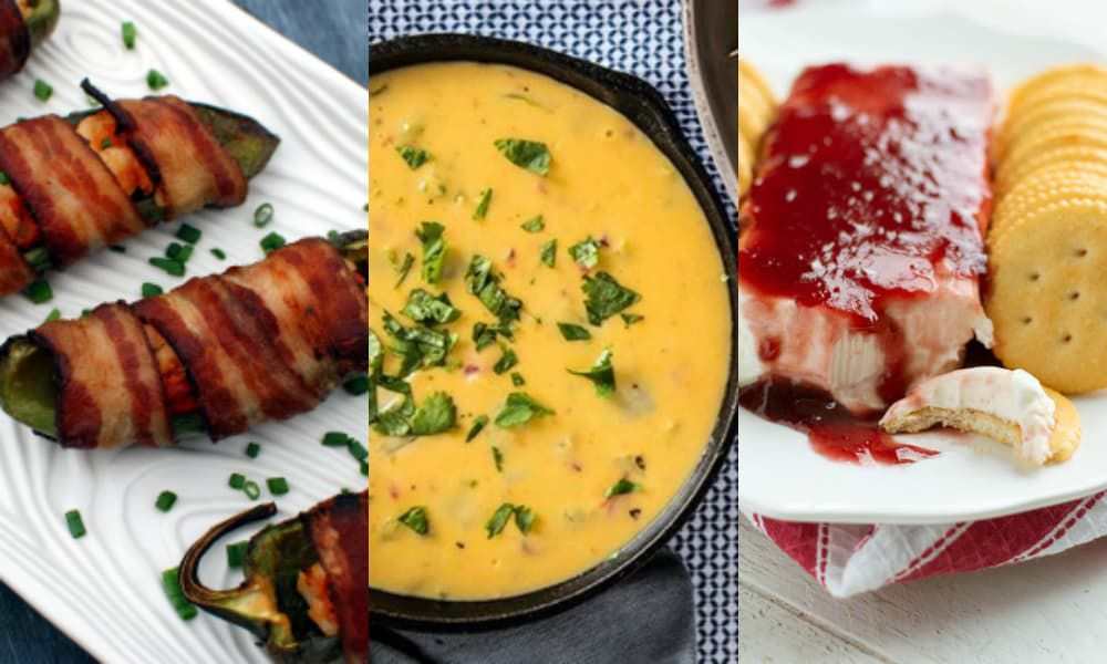 three easy appetizers cowgirl magazine
