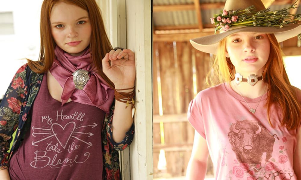 Junk Gypsy Prairie Rose Was Her Name Cowgirl
