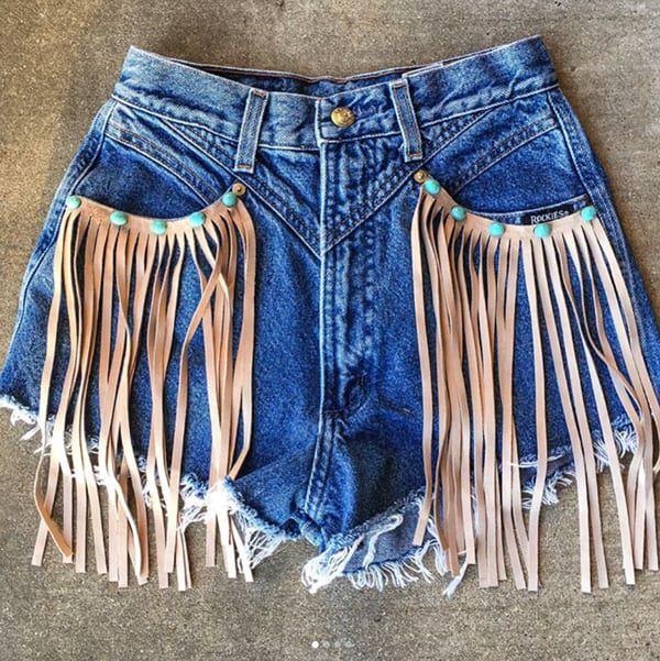 fringe-shorts