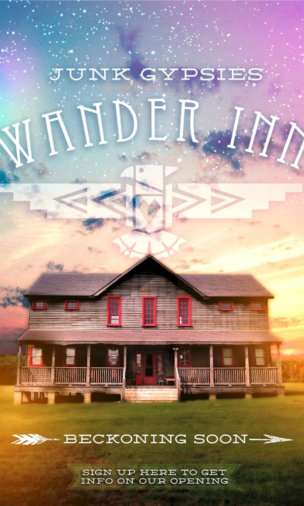 Junk Gypsies Wander Inn Cowgirl Magazine