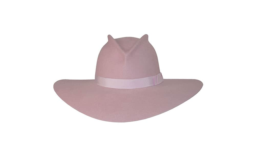 pink hat gladys tamez cowgirl