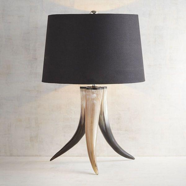 horn-lamp