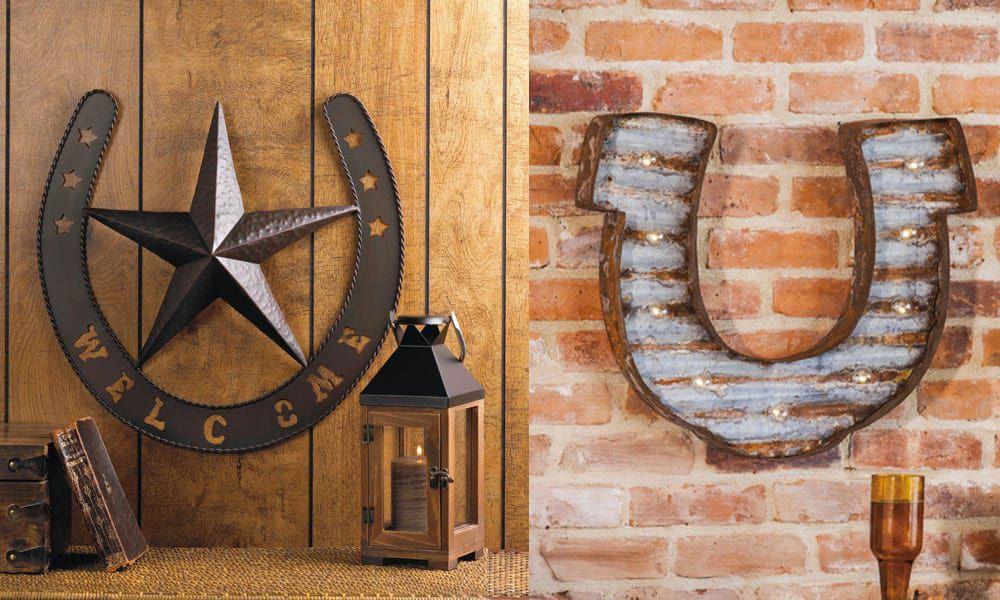 horse-shoe-wall-decor