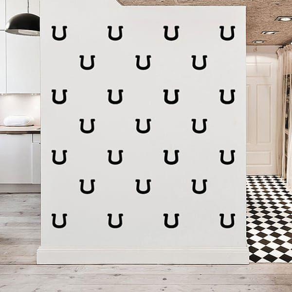 horseshoe-wall-decor