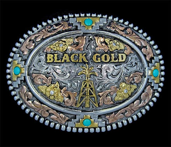 hyo silver belt buckle cowgirl