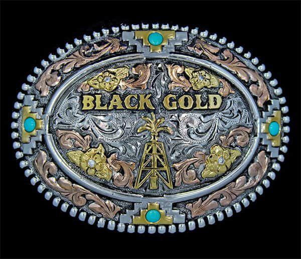 hyo silver belt buckle cowgirl