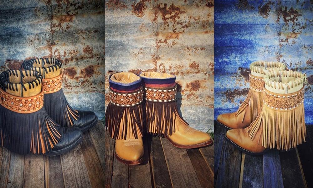 Ritzy Gypsy Original Boots Cowgirl Magazine