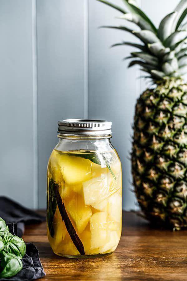 pineapple-basil-vodka