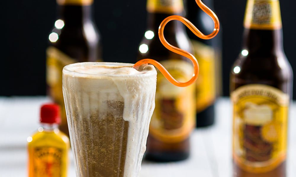 root beer float cover