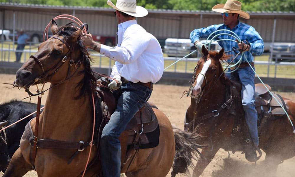 rodeo team roping photography hobby cowgirl magazine