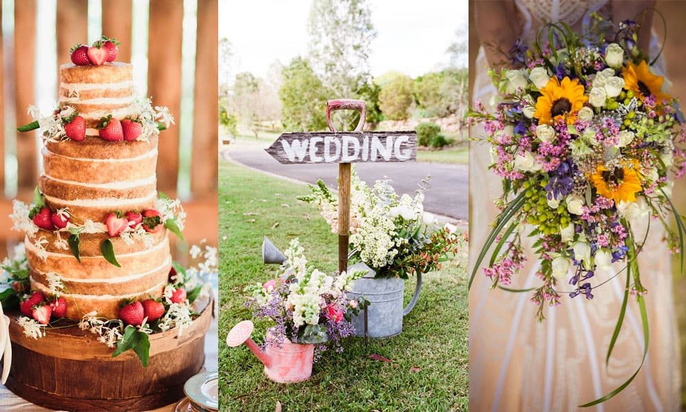 rustic wedding essentials cowgirl magazine