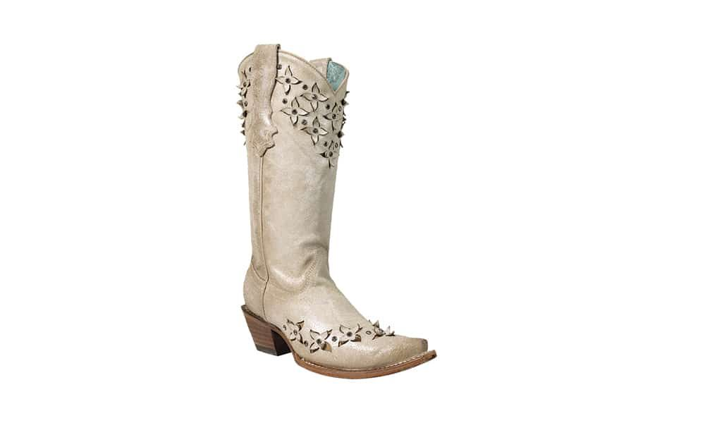 Wedding Boots Corral Boots Cowgirl Magazine