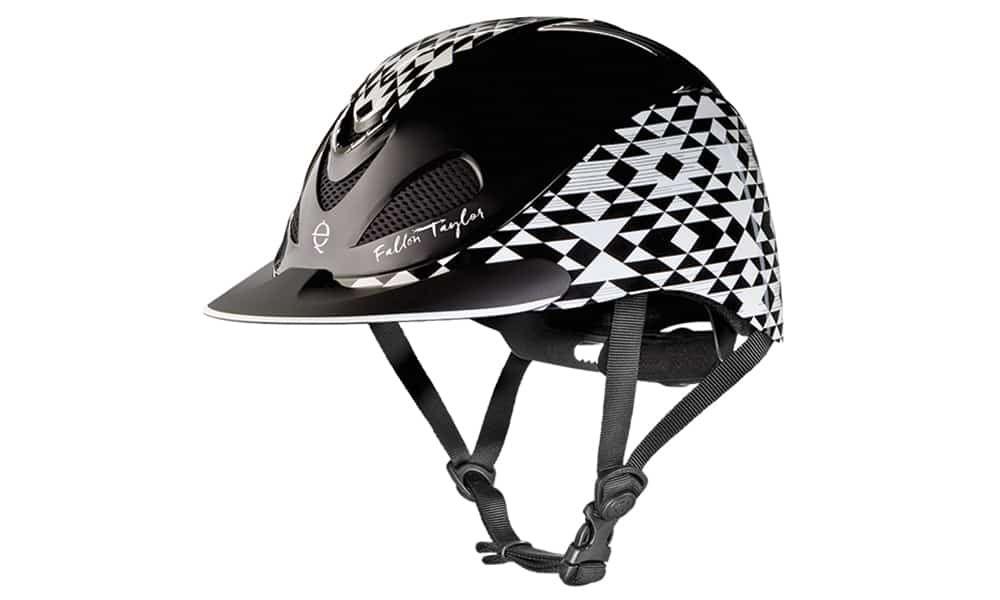 Fallon Taylor Troxel Helmets Cowgirl Magazine