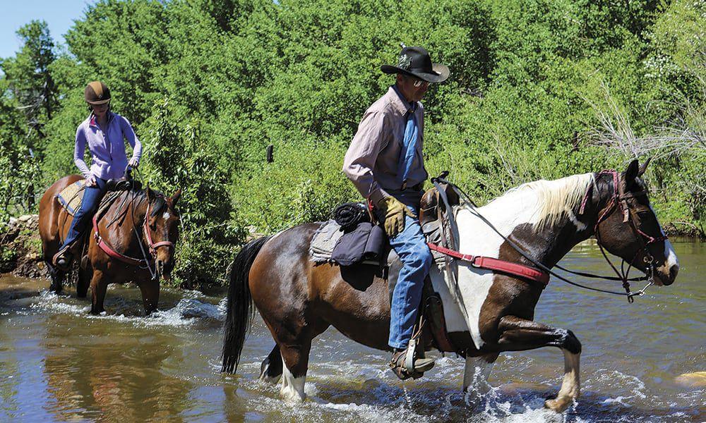Medicine Bow Wyoming Darley Newman Cowgirl Magazine