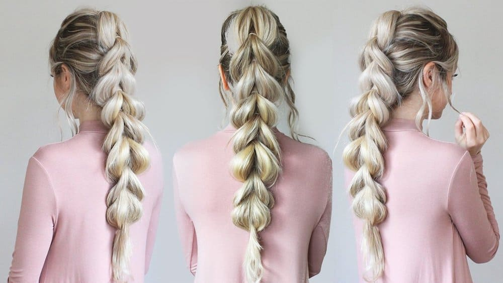 The Pull-Through Braid: Your New Favorite Way To Style ...