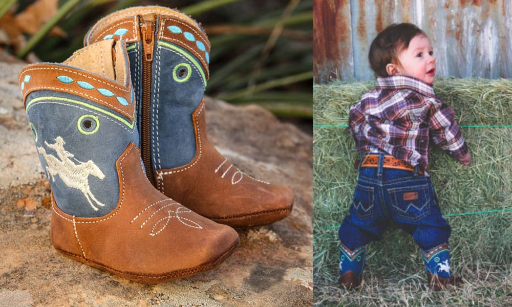 shea baby boots cowgirl magazine