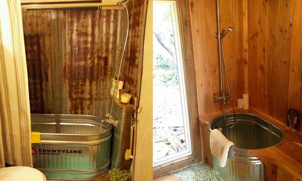 water trough tub cowgirl magazine