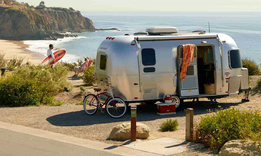 Airstreams Glamping Cowgirl Magazine