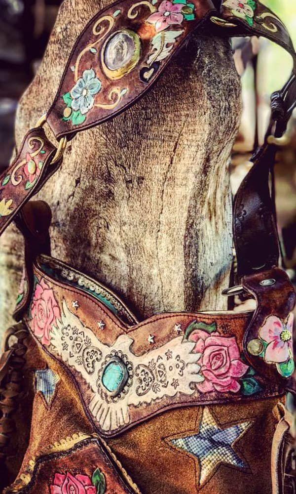 Bold Beautiful Boho Bohemian Purses Cowgirl Magazine