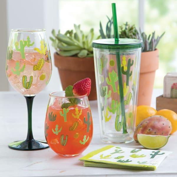 cactus-drinkware