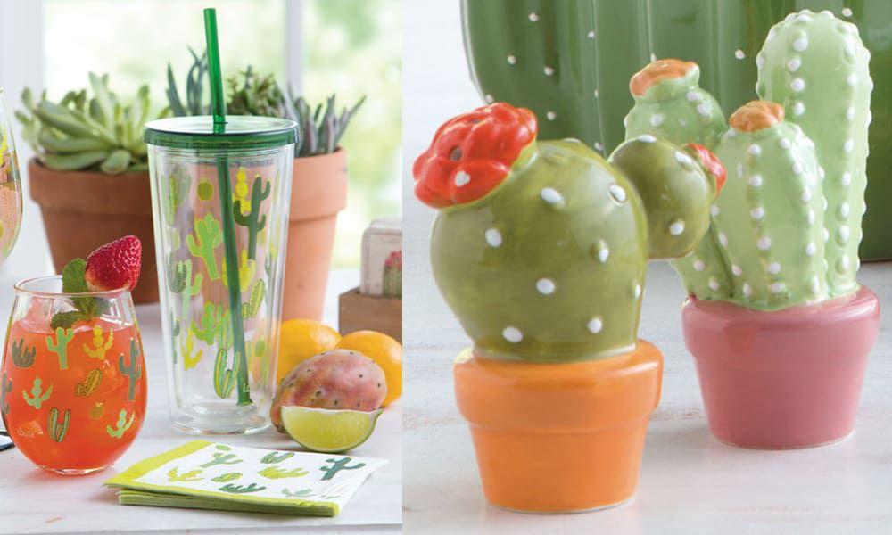 cactus kitchen accessories