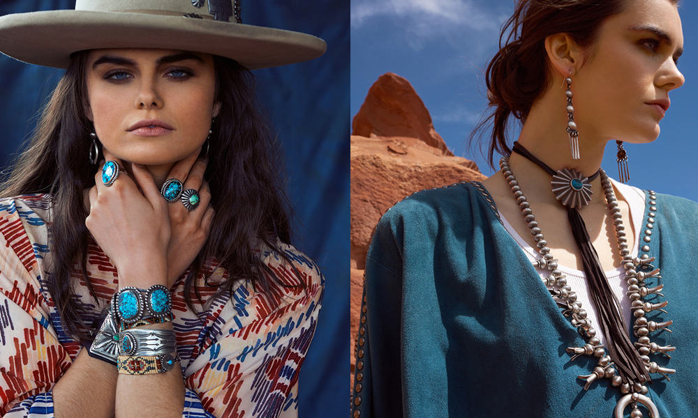First Look Sacred Symbols A Collaboration To Remember Cowgirl
