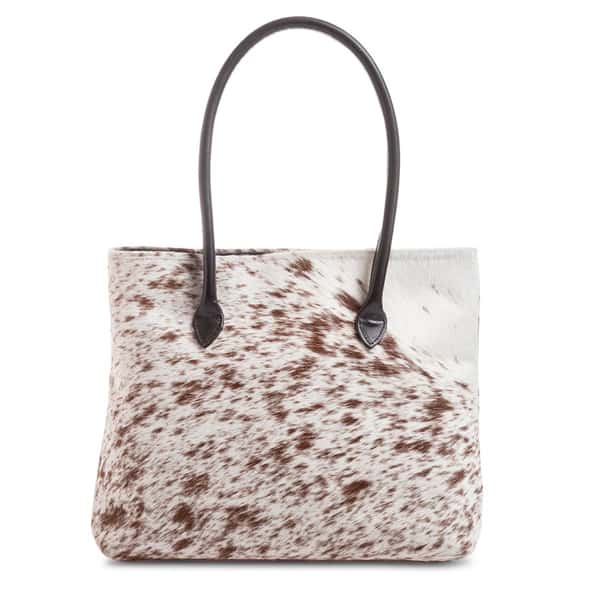 cowhide-handbag