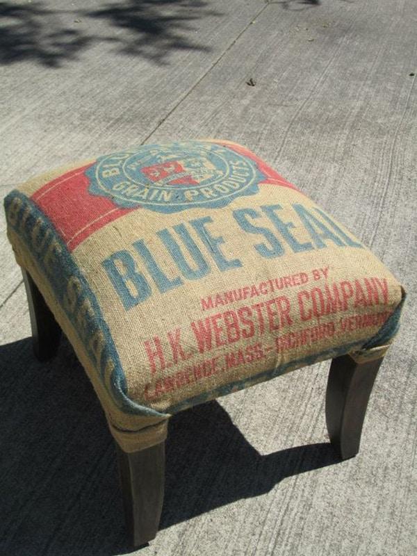 feed-sack-square-stool