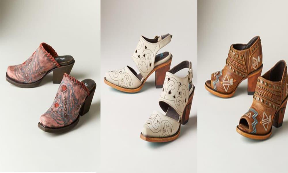 9723fdbff8a Western Footwear That'll Keep Your Summer Blues At Bay | Cowgirl ...