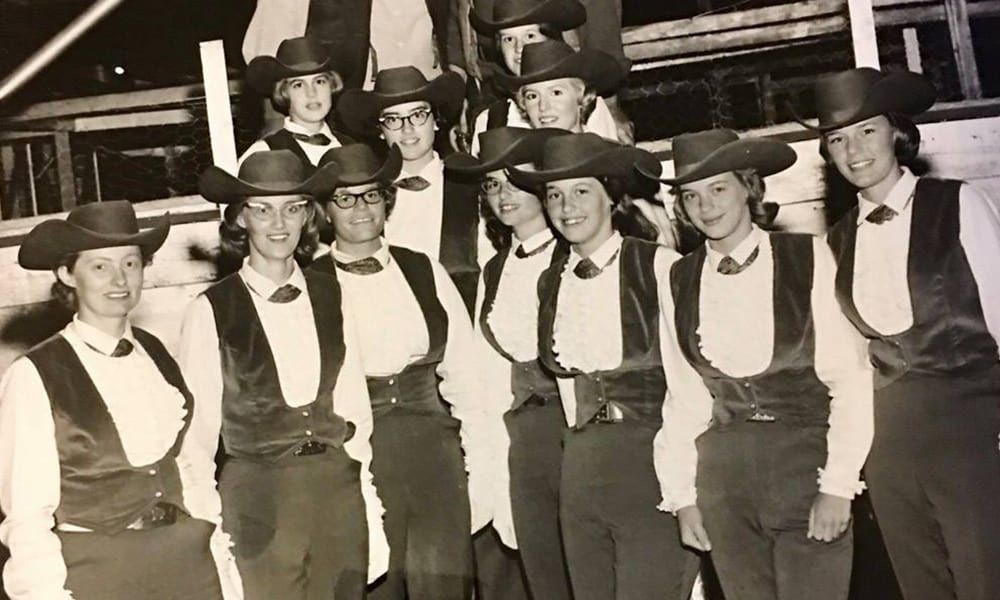 Pikes Peak Rangerettes Drill Team Cowgirl Magazine