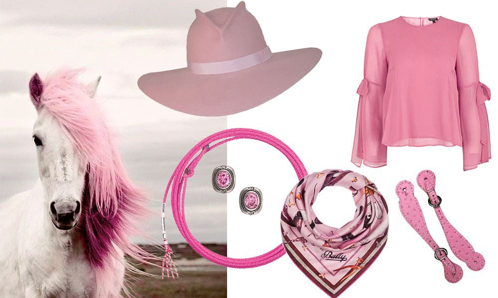 fashion trends tickled pink cowgirl