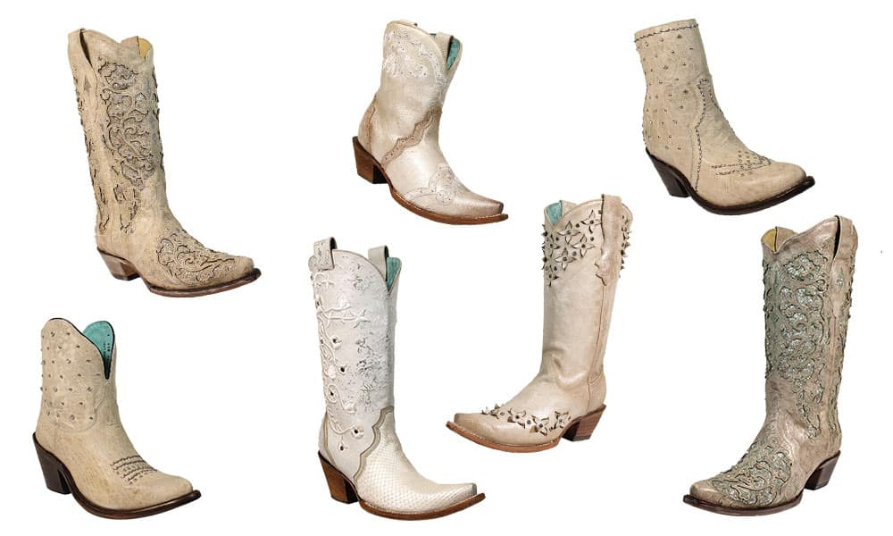 wedding boots cowgirl magazine
