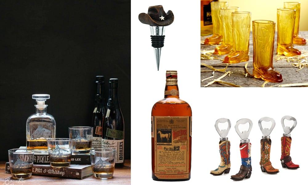 western bar accessories