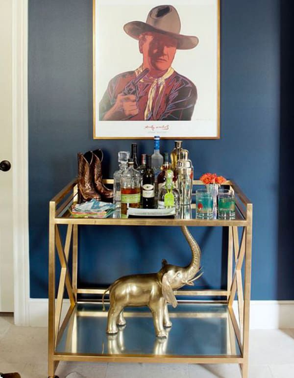 Bar Cart Cowgirl Magazine