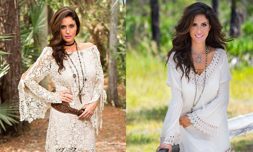 bronte collection little white dresses dress for spring lace cowgirl magazine