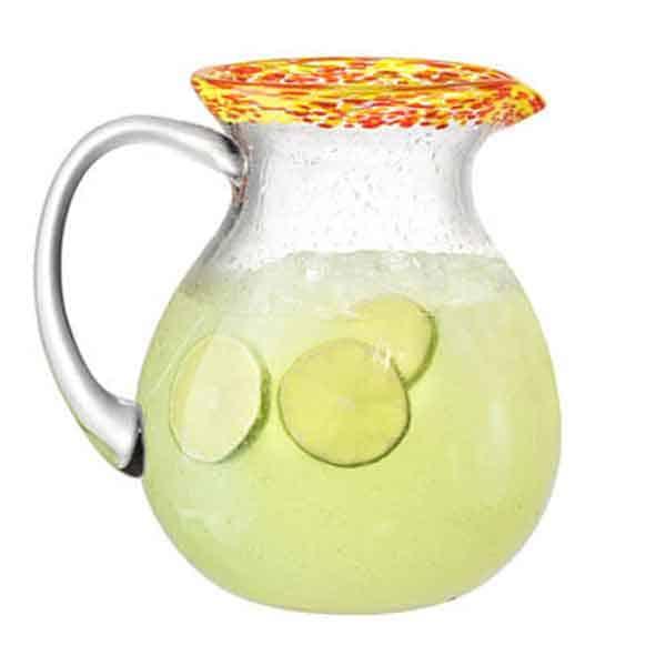 mingle margarita pitcher drink ware glassware drinks margaritas summer splash cowgirl magazine