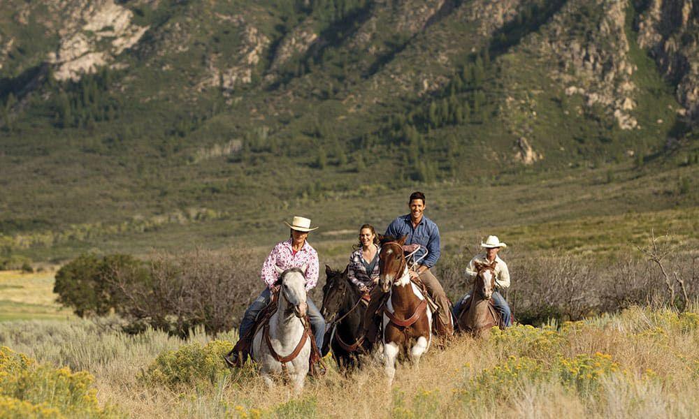 Gateway Canyons cowgirl magazine