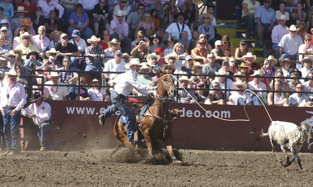 Trevor Brazile PRCA Rodeo Cowgirl Magazine
