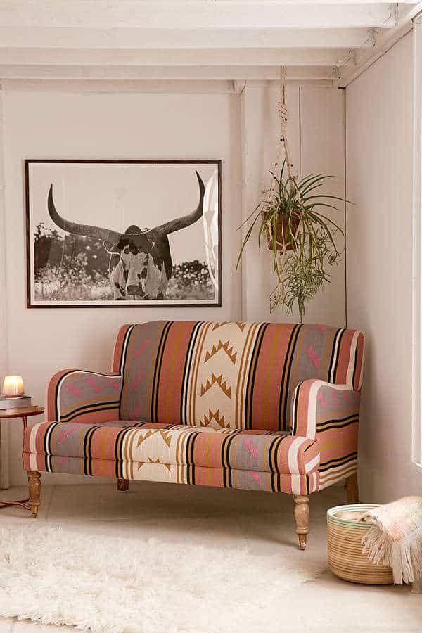 kilim decor cowgirl magazine