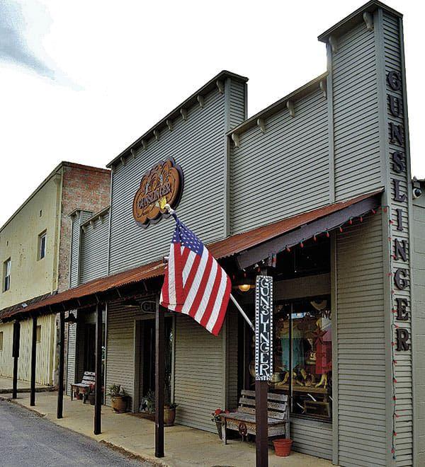 Bandera Texas Boutique Gunslinger Cowgirl Magazine
