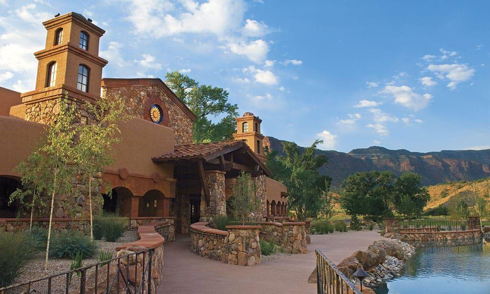 Gateway Canyons resort cowgirl magazine