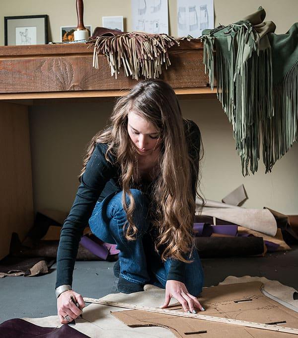 Hannah Ballantyne cowgirl magazine