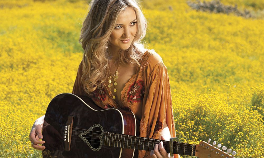 Sarah Darling Cowgirl Magazine