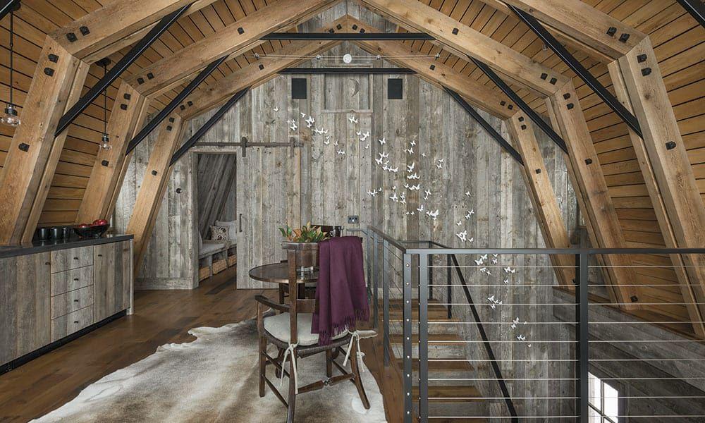 barn home inspiration rustic cowgirl magazine