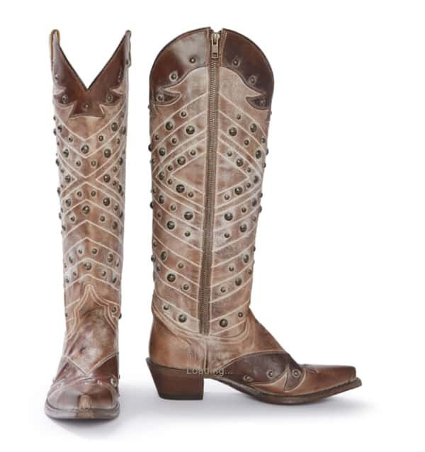 brown boots cowgirl magazine