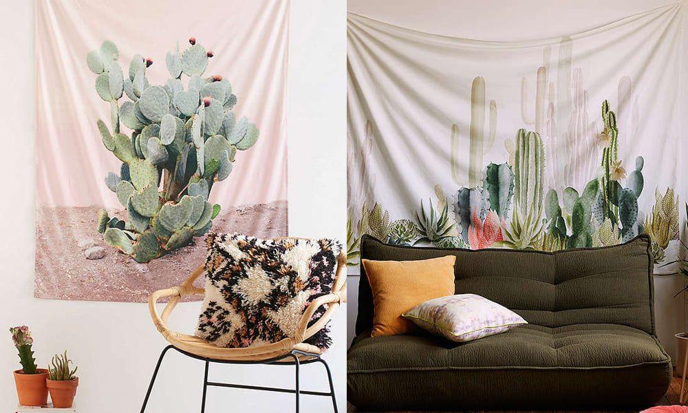 cacti tapestries